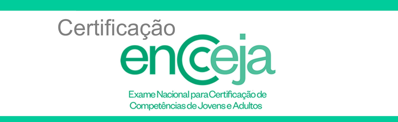 Certificação Encceja